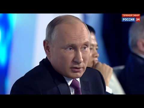 Путин ответил на важные вопросы на форуме Валдай-2017
