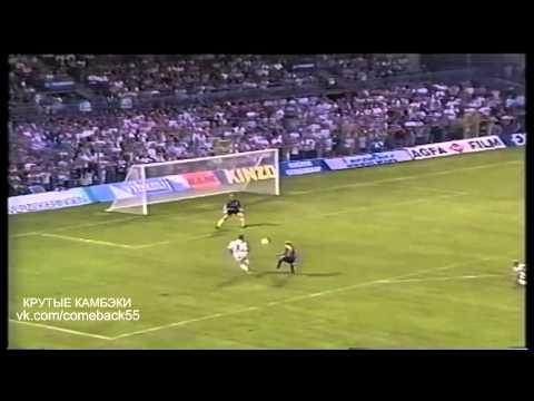★ Comeback / Groningen v Barcelona 5:5 (after 4:0)