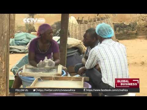 "Nigerian start-up redefines cassava meal business ""Garri"""