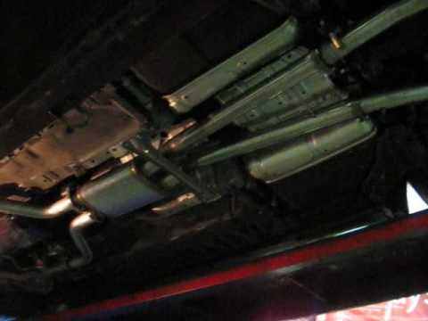 Infiniti G35 Custom Exhaust Video