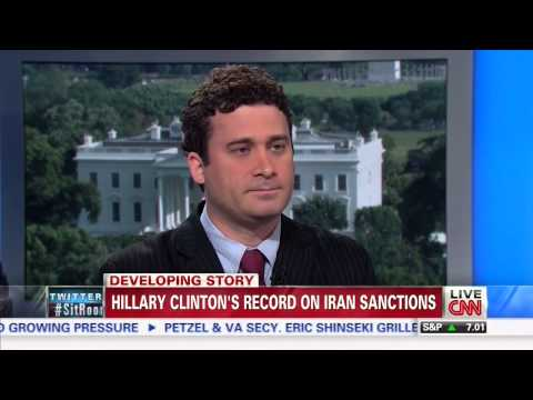 Clinton Raised Eyebrows When She Took Credit For Iran Sanctions Her State Dept. Resisted