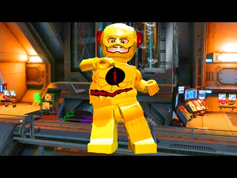 Lego Batman 3 Beyond Gotham Reverse Flash, How To Unlock ...