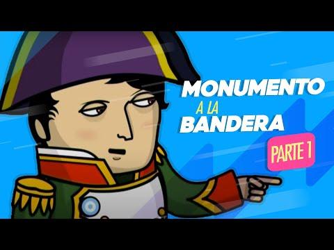 Zamba en el Monumento a la Bandera (1 de 2)
