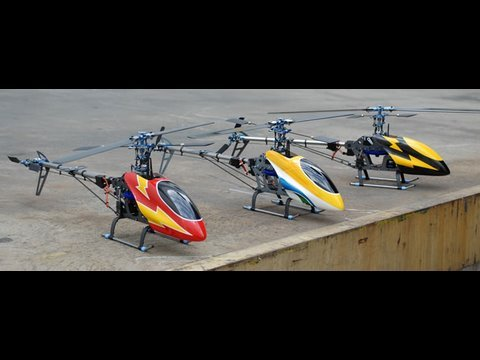 The CHEAPEST 450 RC Helicopter in the World