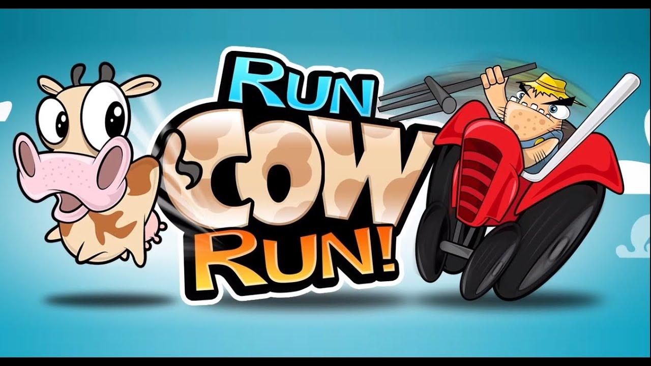 Cows Running Run Cow Run Official Trailer