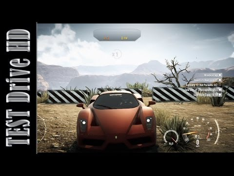 Ferrari Enzo - Need for Speed: Rivals - Test Drive [HD]