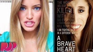 "iJustine ""A Brave Heart: The Lizzie Velasquez Story"" @ SXSW"