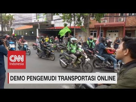 download lagu Pengemudi Transportasi Online Demo gratis