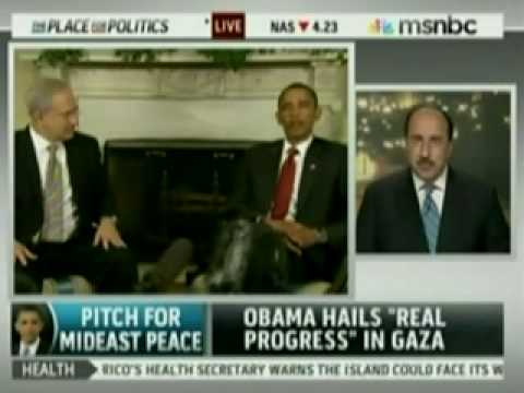 The Obama-Netanyahu Meeting and Israeli-U.S. Relations - Dore Gold on MSNBC