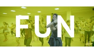 Pitbull - Fun ft. Chris Brown / MILLY , Choreography / THE CENTER SUMMER DANCE CAMP 2016