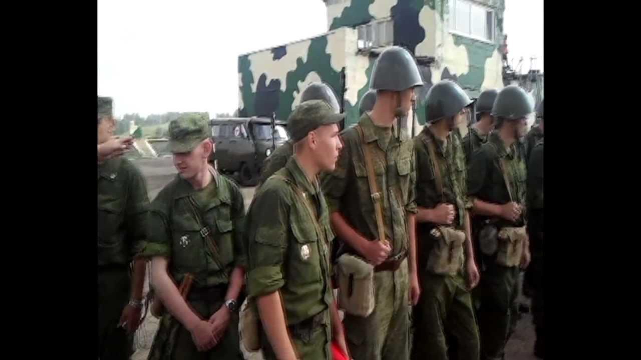 Глава саратова побывал в военной части