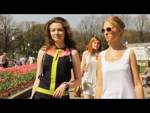 "Gorky Central Park of Culture and Leisure in Moscow. ""Real Russia"" ep.47"