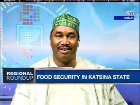 Nigeria's Katsina State Governor, Ibrahim Shema