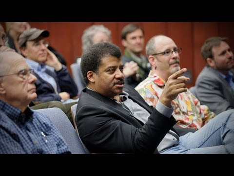 Neil deGrasse Tyson - Aliens & UFOs explained by an astrophysicist