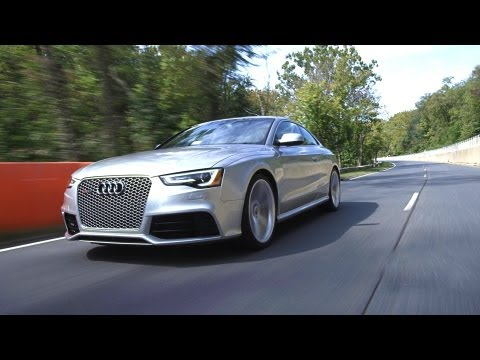 2013 Audi RS5 Test Drive & Review