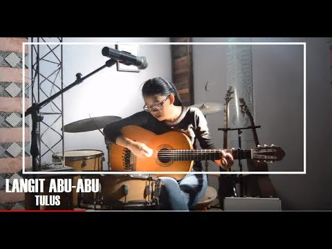 Langit Abu-abu (Tulus) Cover by Tabita Princesia