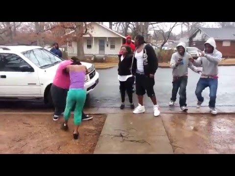 SAY NO TO GHETTO FIGHTS