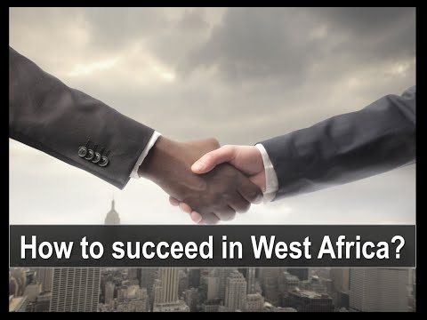 How to succeed in West Africa webinar