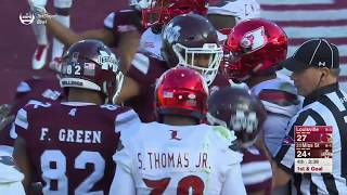 Mississippi State vs Louisville Taxslayer Bowl Highlights 2018