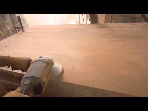 Pulido de madera youtube - Como lijar madera ...