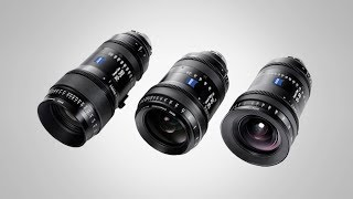 David Wells of Moving Picture Talks Large Format Sensor Coverage with ZEISS Lenses at NAB 2018