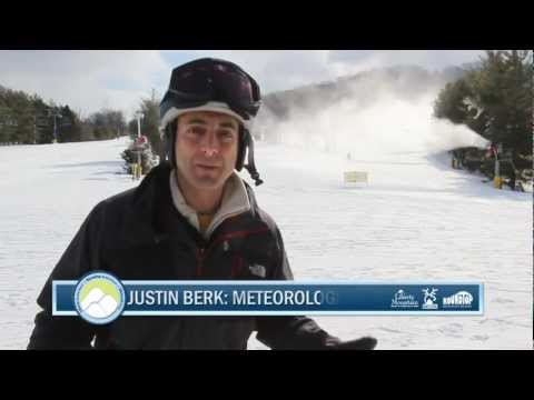 Weather Update with Meteorologist Justin Berk - February 20, 2013