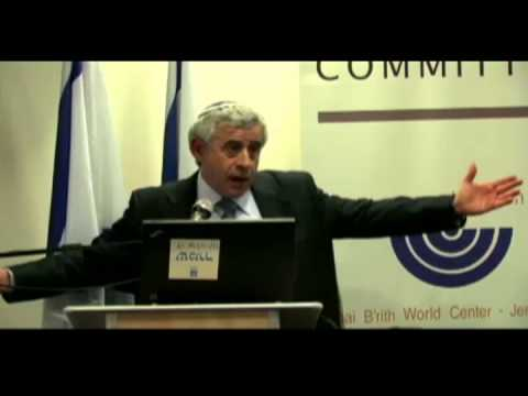 Mordechai Kedar - The Present and Future of Christians in the Middle East Symposium