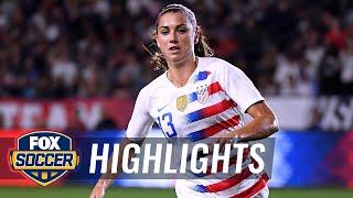 Alex Morgan makes it 5-0 with career goal No. 95 vs. Jamaica | 2018 CONCACAF Women's Championship
