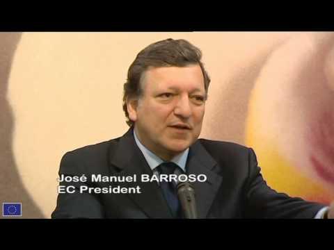 José Manuel Barroso visiting Madeira