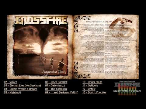 Crossfire - Dream Within A Dream