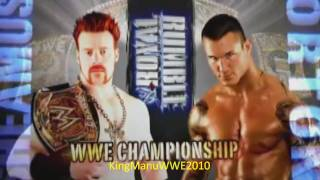 WWE Royal Rumble 2010 Full Promo - WWE-WORLD.FR (HD)