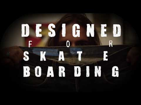 What Makes A Pair of Jeans Designed For Skateboarding?