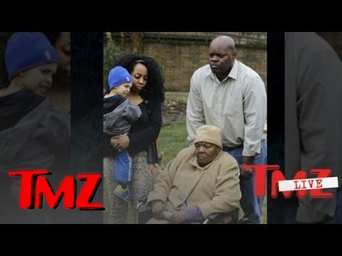 Nursing Home Scandal — White Guy Stripping In Front of Black Elderly Mom Is Disgraceful