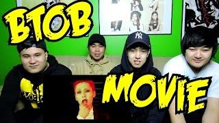 BTOB MOVIE MV REACTION FUNNY FANBOYS