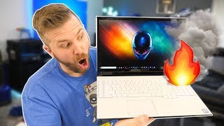 $5000 Alienware Area 51M's Are Burning Out and Dying... Why I'm Not Worried!