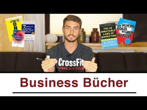 Die Top 5 Business Bücher für Unternehmer (1/2)