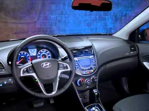 2013 Hyundai Accent Sedan First Drive YouTube
