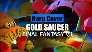 Final Fantasy VII - Gold Saucer [Harp Cover]
