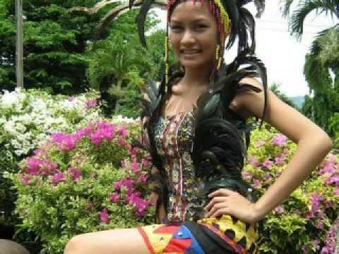 miss tourism davao Oriental (san isidro) 2009