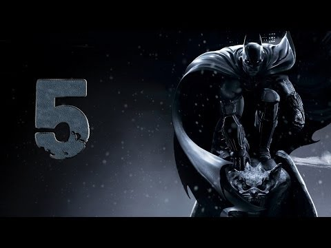Batman: Arkham Origins #5 (Прохождение Walktrough let's play)