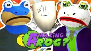 BATFROG VS JOKE FROG SILVER TROPHY BATTLE - Amazing Frog - Part 71 | Pungence