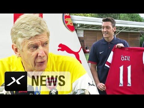 Mesut Özil faul? Arsene Wenger kontert Paul Scholes | Manchester United - FC Arsenal | FA Cup