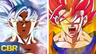 10 Major Saiyan Transformations In Dragon Ball That Changed Everything