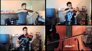 Pachelbel Canon In D Major Violin And Strings Instrumental By William Wang