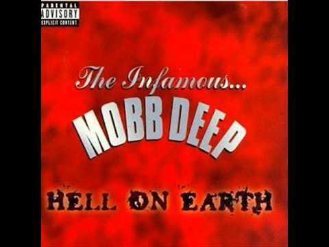 Mobb Deep  Drop a Gem on Em + Lyrics