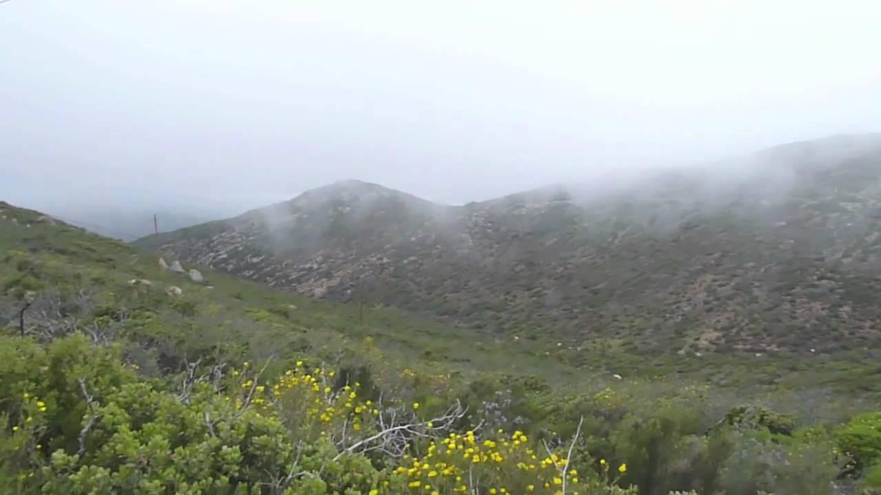 Otay Mountain Hiking Trail Otay Mountain Hike