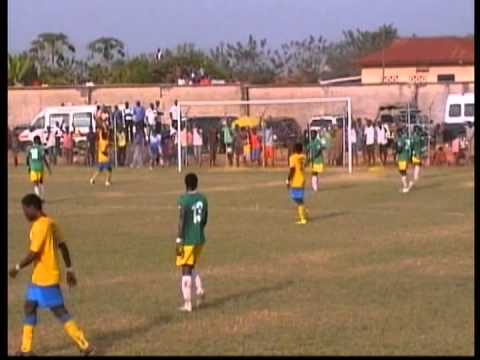 Ghana Sports Talent E-Baffour