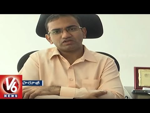 GHMC Plans To Introduce Cycles In Greater Offices | Hyderabad | V6 News