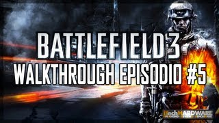 ▶ Battlefield 3 - ITA Campaign GamePlay HD - iTH Part 5