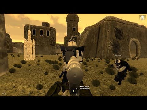 BEST STAR WARS RP OF ALL TIME!!! Star Wars Arma 3 Tatooine Checkpoints RP